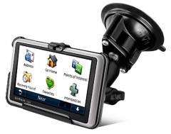 Фото 2 - Автомобильный навигатор Garmin nuvi 1300 НавЛюкс