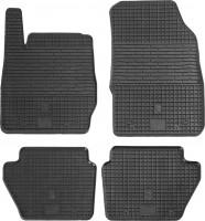 Коврики в салон для Ford Fiesta '09-17 резиновые (Stingray)