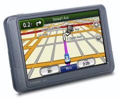 Фото 2 - Автомобильный навигатор Garmin nuvi 205W