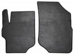 Коврики в салон передние для Peugeot 301 '12-  резиновые (Stingray)