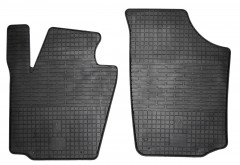 Коврики в салон передние для Seat Toledo '12- резиновые (Stingray)