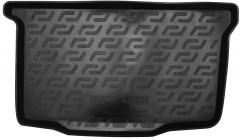 Коврик в багажник для Geely LC Cross '10-, резино/пластиковый (Lada Locker)