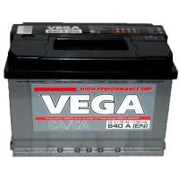 Автомобильный аккумулятор VEGA HP 6СТ-75Аз