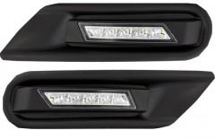 Дневные ходовые огни для Mitsubishi ASX '10-12 (LED-DRL)