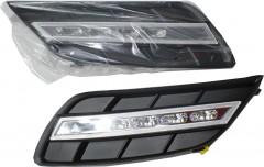 Дневные ходовые огни для MG 6 (LED-DRL)