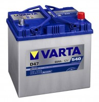 Автомобильный аккумулятор Varta Blue Dynamic (560410054) 60Ач