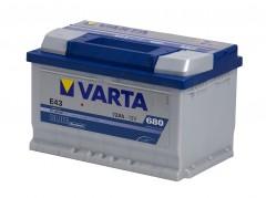 Автомобильный аккумулятор Varta Blue Dynamic (572409068) 72Ач