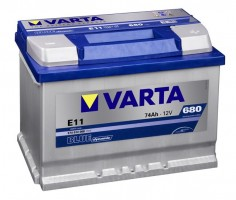 Автомобильный аккумулятор Varta Blue Dynamic (574012068) 74Ач