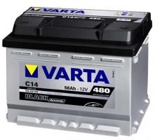 Автомобильный аккумулятор Varta Black Dynamic (556400048) 56Ач