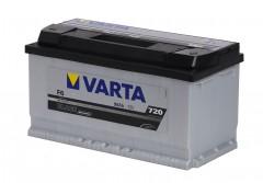 Автомобильный аккумулятор Varta Black Dynamic (590122072) 90Ач