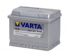 Автомобильный аккумулятор Varta Silver Dynamic (563400061) 63Ач