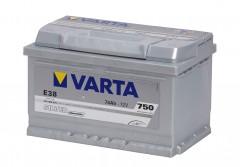 Автомобильный аккумулятор Varta Silver Dynamic (574402075) 74Ач