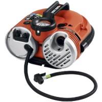 Автокомпрессор Black&Decker ASI500 (аккумуляторный)