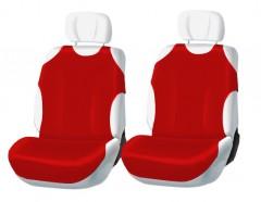 Чехлы (майки) для переднего сиденья (красные)