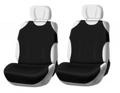 Фото товара 1 - Чехлы (майки) для переднего сиденья (черные)