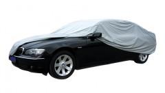 Тент автомобильный для седана Vitol Peva+PP Cotton S (CC13401)
