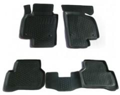 Коврики в салон для Volkswagen Passat CC '09-12 полиуретановые (L.Locker)