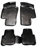 Коврики в салон для Volkswagen Passat B7 '10-14 полиуретановые (L.Locker)