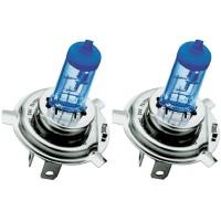 Автомобильная лампочка Philips Masterduty BlueVision H4 24V 75/70W (комплект: 2шт.)