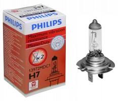 Автомобильная лампочка Philips Masterduty  H7 24V 70W