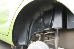 Фото 1 - Подкрылок задний левый для Chevrolet Spark '11- (Novline)