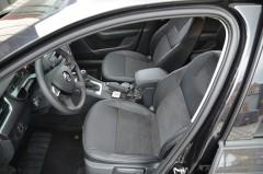 Авточехлы Leather Style для салона Skoda Octavia A7 '13-17, универсал с зад. подлокотником (MW Brothers)