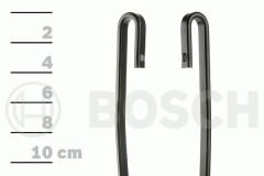 Фото 3 - Щётки стеклоочистителя бескаркасные Bosch AeroTwin Retrofit 550 и 500 мм. (к-кт) AR 551 S