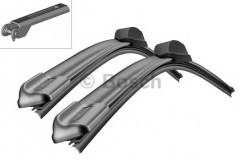 Щётки стеклоочистителя бескаркасные Bosch AeroTwin 550 и 550 мм. (к-кт) A 933 S
