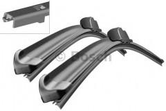 Щётки стеклоочистителя бескаркасные Bosch AeroTwin 600 и 575 мм. (к-кт) A 955 S