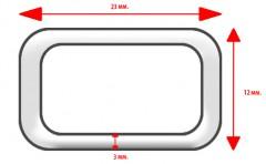 Фото 5 - Цепи противоскольжения для колёс Витол R12, R13, R14 (KN40)