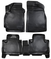 Коврики в салон для Geely Emgrand X7 '13- полиуретановые (L.Locker)