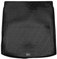L.Locker Коврик в багажник для Audi A6 '11- седан, резино/пластиковый (Lada Locker)