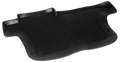 Коврики в салон для Chevrolet Trail Blazer '12- полиуретановые, черные (L.Locker) 3 ряд