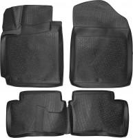 Коврики в салон для Kia Picanto '11-17 полиуретановые (L.Locker)