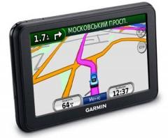 Автомобильный навигатор Garmin Nuvi 140T CE Аэроскан
