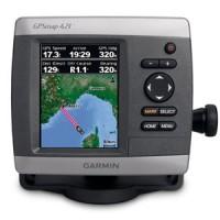 Картплоттер+эхолот Garmin GPSMAP 421S аэроскан