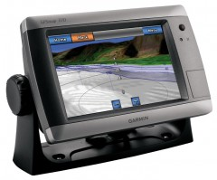 Картплоттер Garmin GPSMAP 720 аэроскан