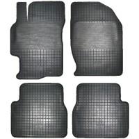 Коврики в салон для Mazda 6 '08-12 резиновые, серые (Doma)