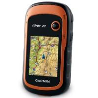 Туристический GPS-навигатор Garmin eTrex 20 аэроскан