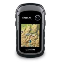 Туристический GPS-навигатор Garmin eTrex 30 аэроскан