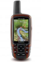 Фото 1 - Туристический GPS-навигатор Garmin GPSMAP 62 S аэроскан