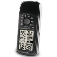 Туристический GPS-навигатор Garmin GPS 72 H НавЛюкс
