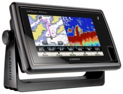 Картплоттер Garmin GPSMAP 721xs НавЛюкс