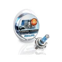 Автомобильная лампочка Philips CrystalVison HB3 12V 65W