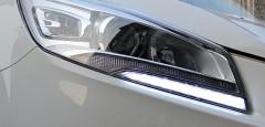 Дневные ходовые огни для Ford Kuga '13-, V1 (LED-DRL)