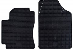Коврики в салон передние для Geely CK '06- резиновые (Stingray)