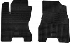 Коврики в салон передние для Nissan X-Trail '08-15 резиновые (Stingray)