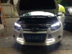 Дневные ходовые огни для Ford Focus '12- V3 (LED-DRL)