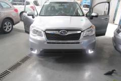 Дневные ходовые огни для Subaru Forester '13- V2 (LED-DRL)