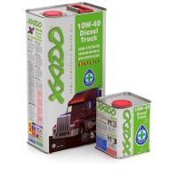 XADO Atomic Oil 10W-40 Diesel Truck, (ж/б  5 л)
